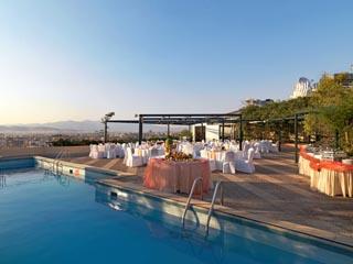 Stanley Hotel - Roof Garden