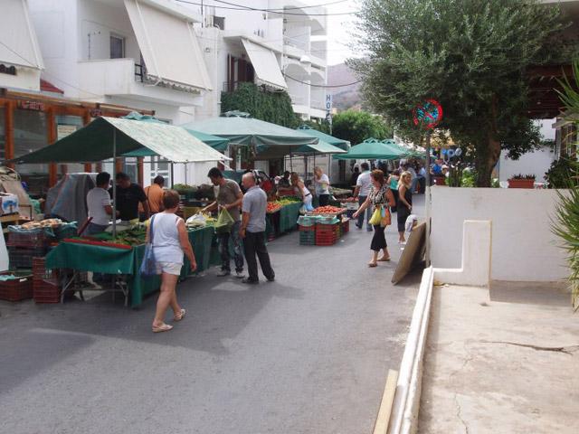 Elounda Akti Olous - Market Day
