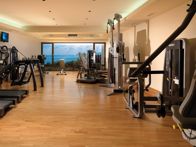 Elounda Peninsula All Suite Hotel - Fitness Room