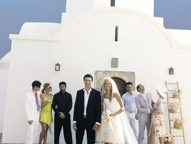 Elounda Peninsula All Suite Hotel - Wedding Ceremonies