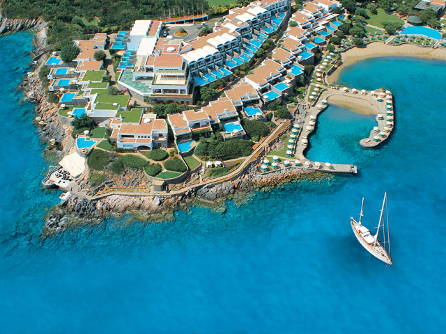 Elounda Peninsula All Suite Hotel - Super Early Booking Offer for 2015 up to 40% LIMITED TIME !!