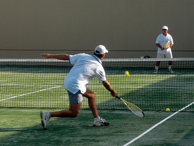 Elounda Peninsula All Suite Hotel - Tennis