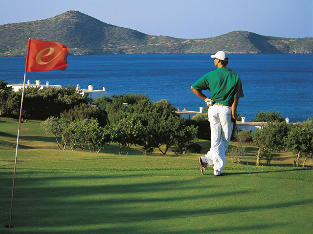 Elounda Peninsula All Suite Hotel - Golf