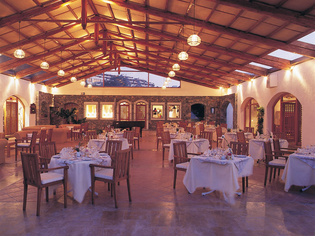 Porto Elounda Golf and SPA Resort - Restaurant