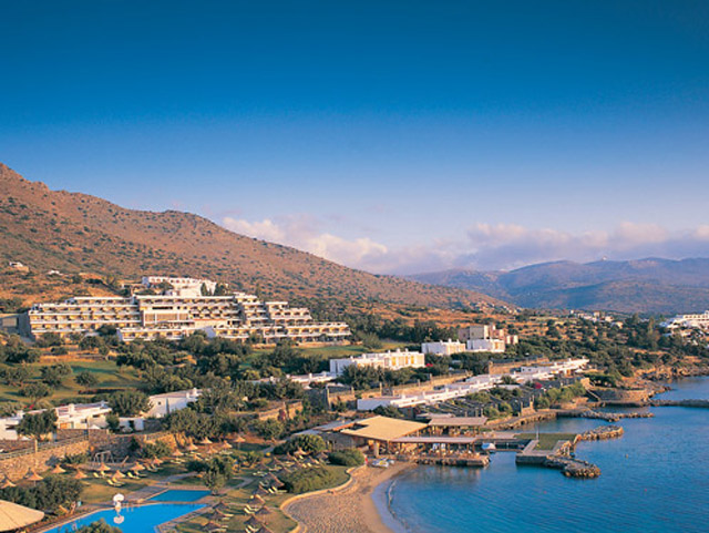Porto Elounda Golf and SPA Resort - Aerial View