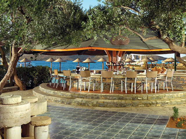 Porto Elounda Golf and SPA Resort - Restaurant Bar