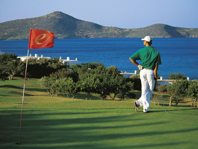 Porto Elounda Golf and SPA Resort - Golf