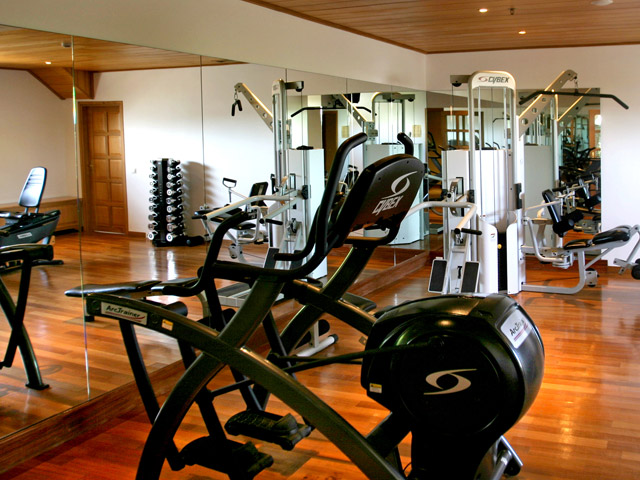 Elounda Mare Hotel - Relais & Chateaux - Fitness Room