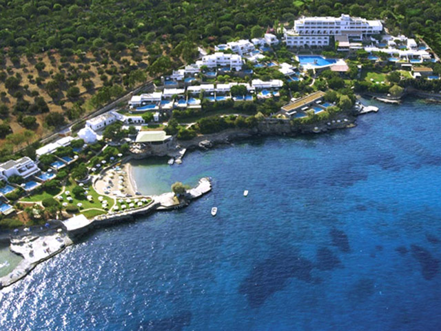 Elounda Mare Hotel - Relais & Chateaux - Exterior View