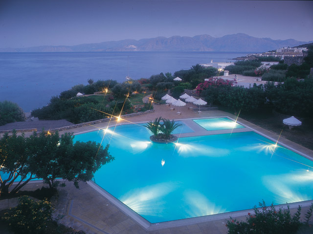 Elounda Mare Hotel - Relais & Chateaux - Pool Area