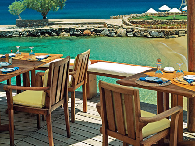Elounda Mare Hotel - Relais & Chateaux - Restaurant