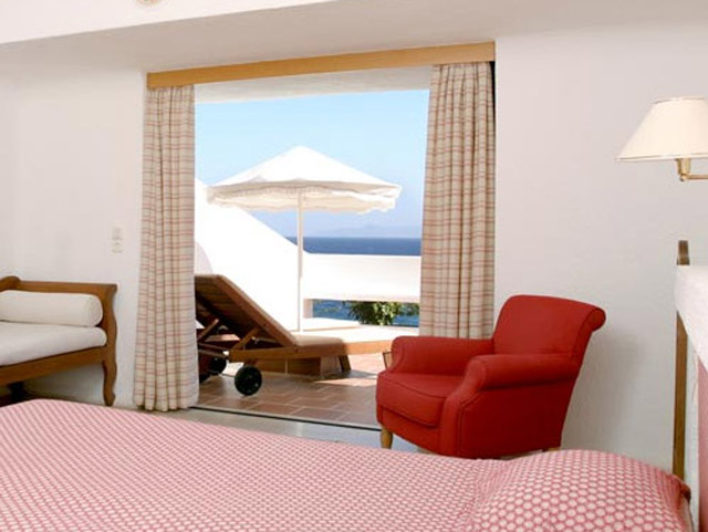Elounda Mare Hotel - Relais & Chateaux - Suite Sea view Bedroom