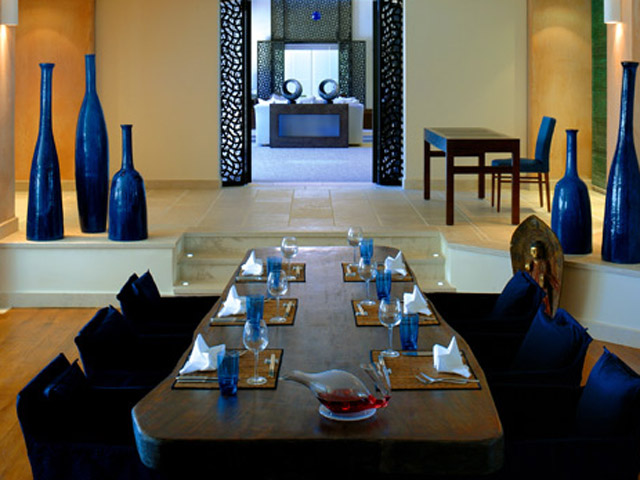 Blue Palace Resort & Spa - Asia Blue Dining Area