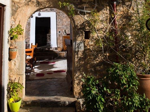 Elounda Margarita Stone Home -
