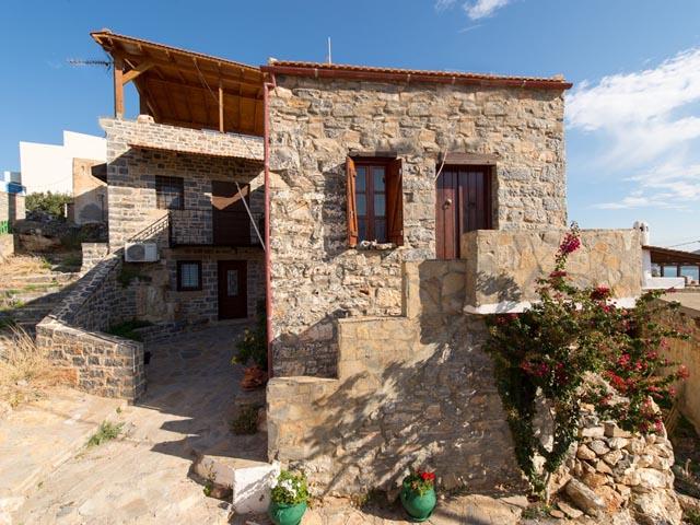 Elounda Leonidas Stone Home -