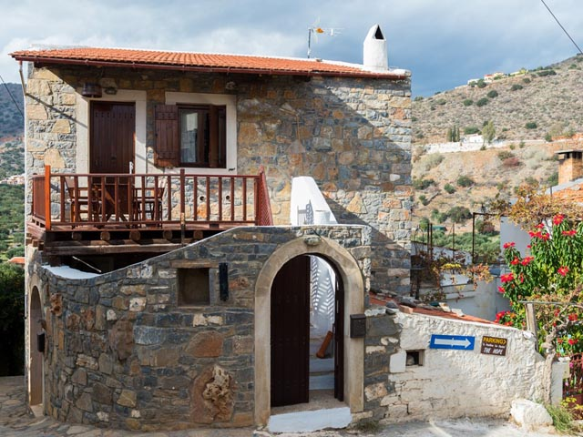 Elounda Kaliopi Stone Home -