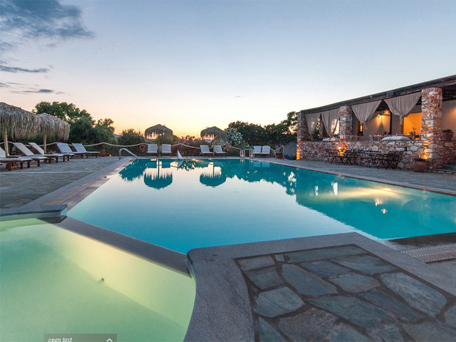 Parosland Hotel Bungalows - Book Early for 2015 and save up to 25%!