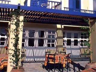 Lefkes Village - Restaurant