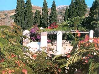 Lefkes Village - Garden View