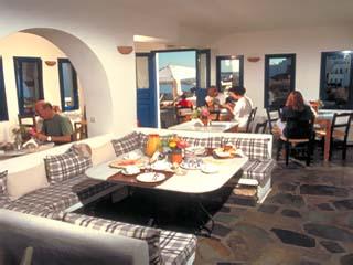 Kanales Suites - Studios & Rooms - Restaurant