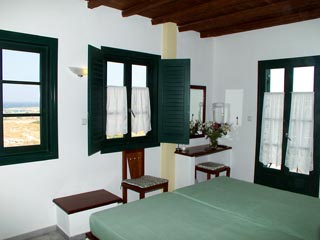 Chroma Paros Hotel - Room