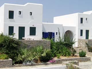 Chroma Paros Hotel - Exterior View