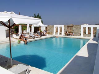AKS Chroma Paros Hotel - Swimming Pool
