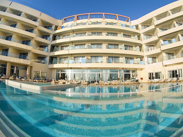Konstantinos Palace - Exterior View Swimming pool