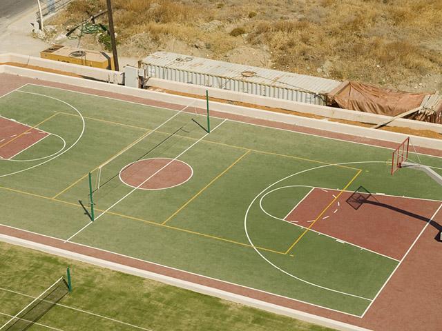 Konstantinos Palace - Basketball court