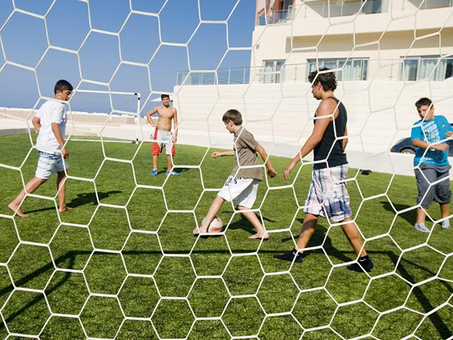 Konstantinos Palace - 5x5 football field