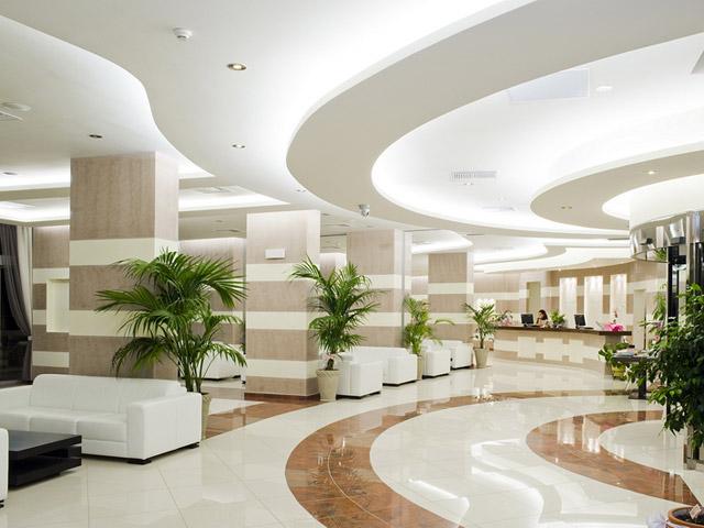 Konstantinos Palace - Lobby