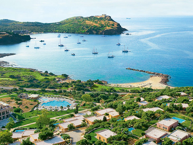 Grecotel Cape Sounio - Special Offer  for 2016 till 06.06.2016 save up to 30%