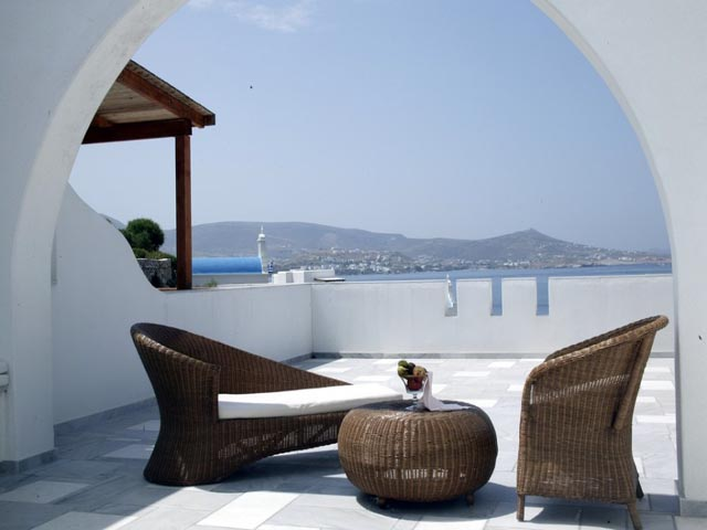 Paros Agnanti Holiday Resort -