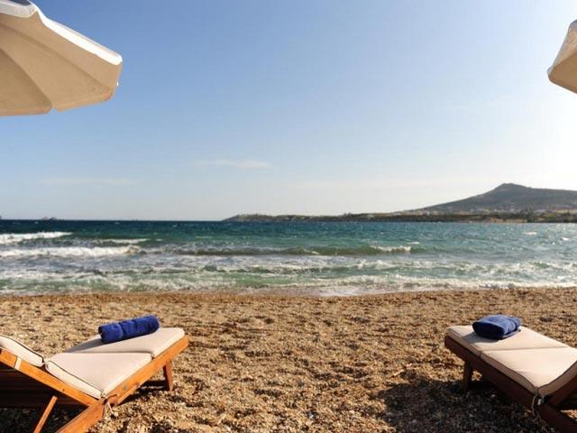 Holiday Sun Hotel - Beach