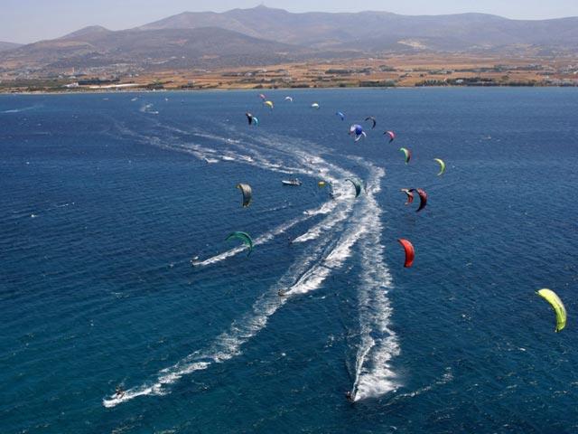Holiday Sun Hotel - Water Sports