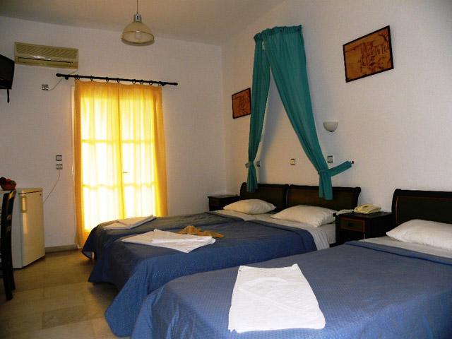 Okeanis Beach Hotel -