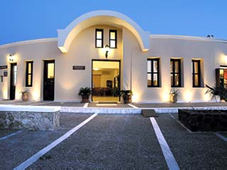 Mathios Village - Entrance