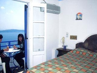 Kafieris Apartments on the Cliff - Room