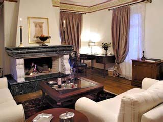 Arhontiko Kaltezioti Country Club Hotel - Hall