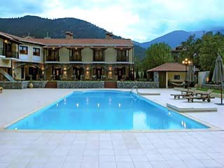 Arhontiko Kaltezioti Country Club Hotel - Swimming Pool