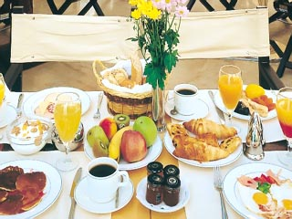 Theoxenia Palace Hotel - Breakfast