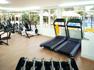 Theoxenia Palace Hotel - Fitness Room