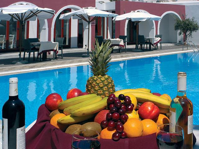 Kallisti Thera Hotel - Swimming Pool Service