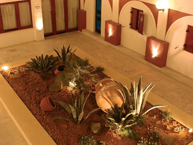 Kallisti Thera Hotel - Atrium