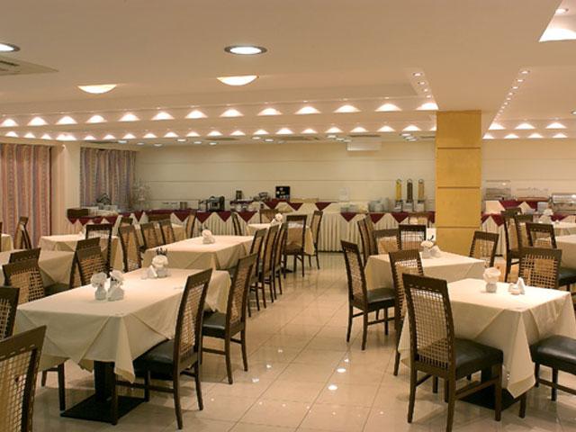 Kallisti Thera Hotel - Restaurant