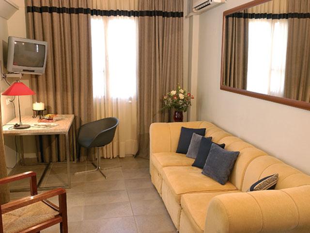 Kallisti Thera Hotel - Room