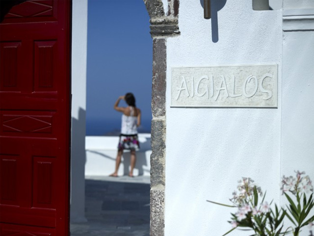 Aigialos Luxury Traditional Houses