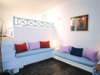 Whitedeck Santorini - Room
