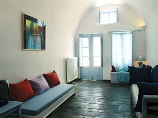 Whitedeck Santorini - Hall