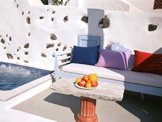 Whitedeck Santorini - Jacuzzi